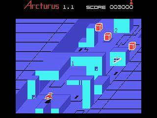 Arcturus in-game shot