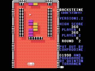 Backsteine in-game shot
