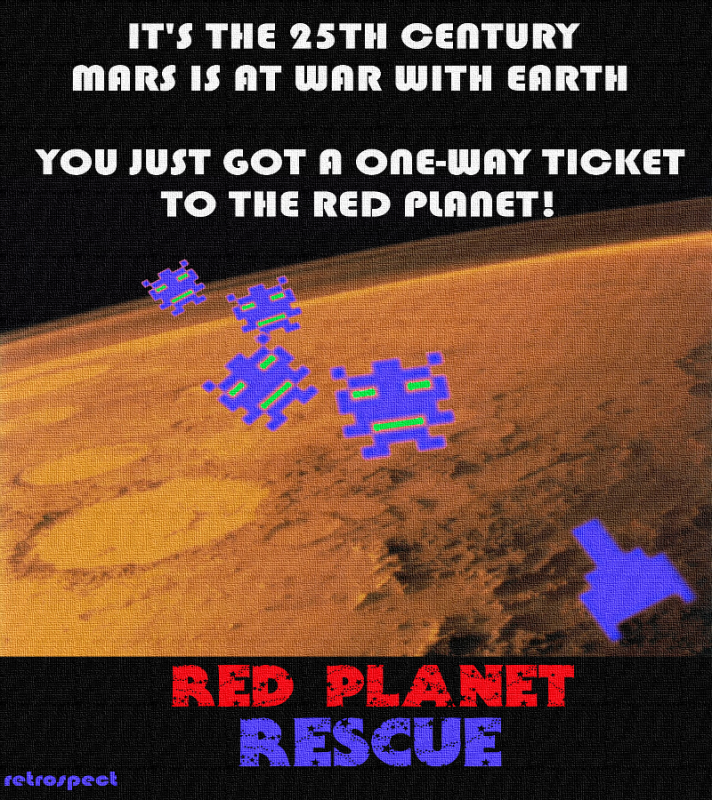 Red Planet advertisement