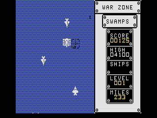 War Zone in-game shot