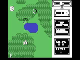 War Zone II in-game shot